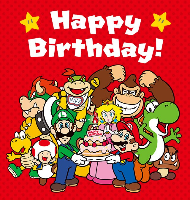 nintendo switch bday