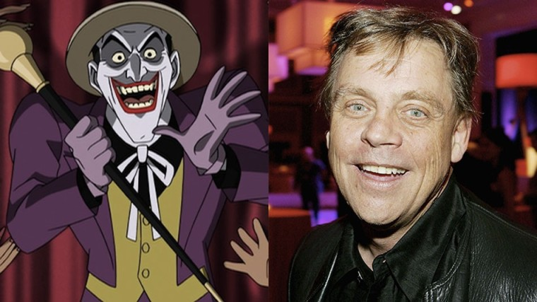 mark hamill joke