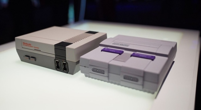 nes and snes classic