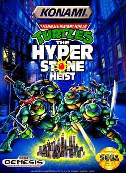 teenage mutant ninja turtles - the hyperstone heist (usa)