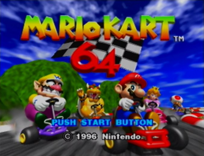mario-kart-64-title-screen