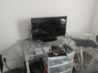 Gaming Set Up 2